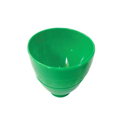 Alginate mixing bowl green