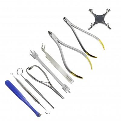 Dental Orthodontic kit fig 1