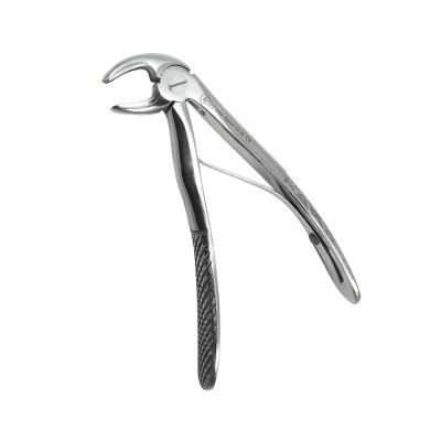 Pedriatric extraction forceps lower roots