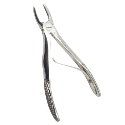 Pedriatric extraction forceps upper incisors & canines