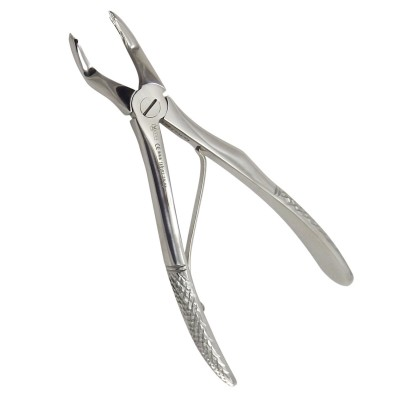 Pedriatric extraction forceps upper molars
