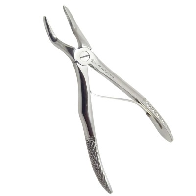 Pedriatric extraction forceps upper roots